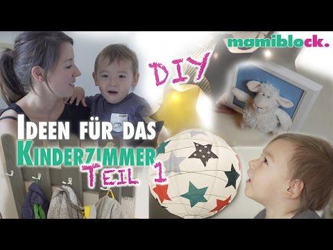Vom Babyzimmer zum Kinderzimmer | DIY Ideen | Roomtour | mamiblock