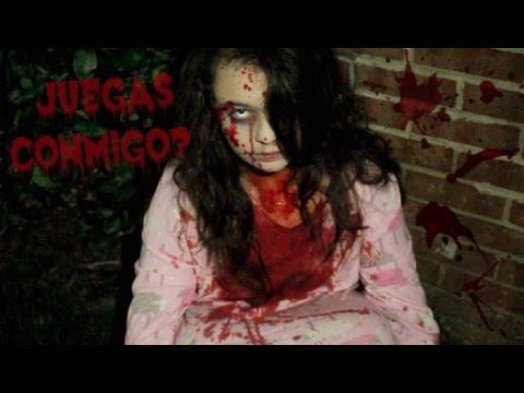 Disfraz de Niña Muerta - Halloween Ft. Dani  - Maqui015 ♥