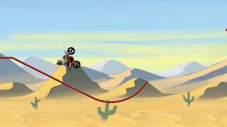 BIKE RACE FREE / TOP MOTORCYCLE RACING GAMES / Android iOS Gameplay / Arctic / Desert Stages