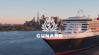 Cunard Line: A World Away