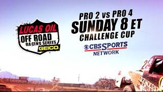 Challenge Cup Promo Pro 2 Vs Pro 4