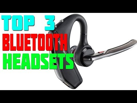 Top 4 Best Bluetooth Headsets 2019