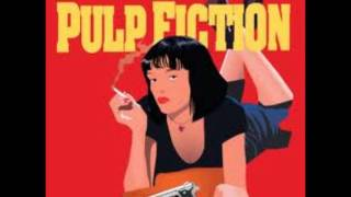 Pulp Fiction Opening Theme