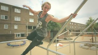 The Very Best Girls Parkour and Freerunning