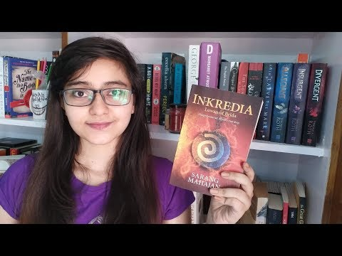 Inkredia : Luwan of Brida || Fantasy Book Review