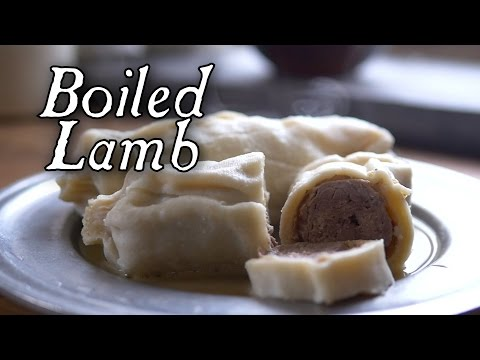 A Delicious Lamb in a Blanket
