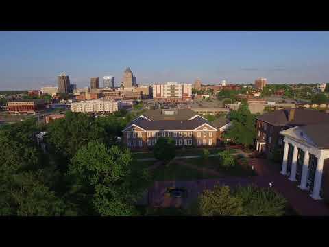 Greensboro College - video