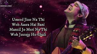 Meri Tum Ho (LYRICS) - Jubin Nautiyal, Ash King | Abhishek