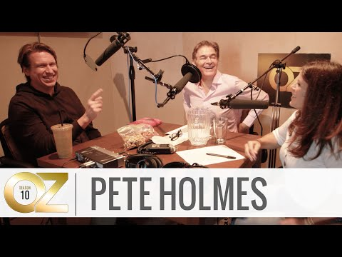 Pete Holmes On Sex, Comedy, and God
