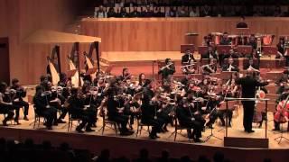 Liszt - Les Préludes (poema sinfónico nº 3, S. 97). OSCSMA, Juan Luis Martínez