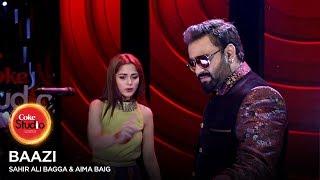 Baazi  Bts, Sahir Ali Bagga & Aima Baig