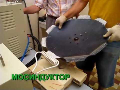 Упрочнение бороны на ВЧ-60АВ