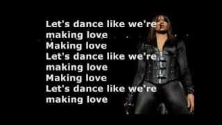 Ciara    Dance Like We're Making Love (Lyrics On Screen)