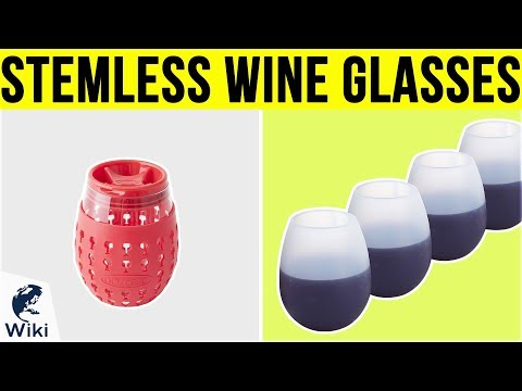 10 Best Stemless Wine Glasses 2019