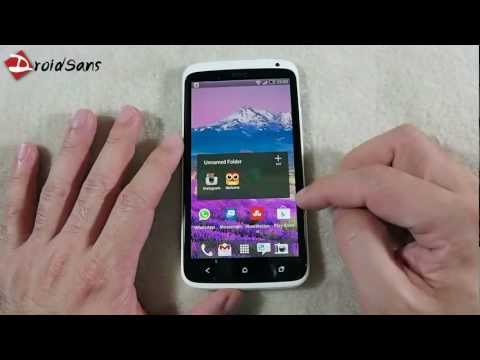 DroidSans Review : HTC One X (in Thai)