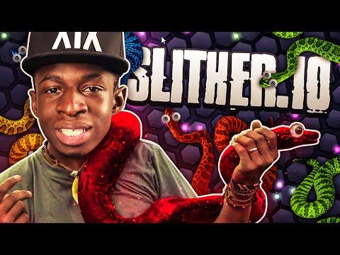 Score Highest Slither Io