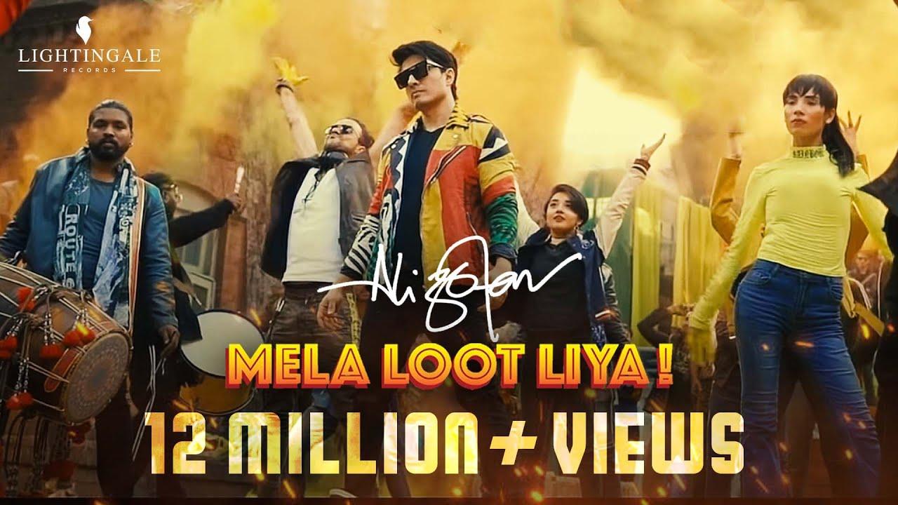 MELA LOOT LIYA Hindi lyrics