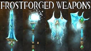 FROSTFORGED Weapon Skins ● Guild Wars 2
