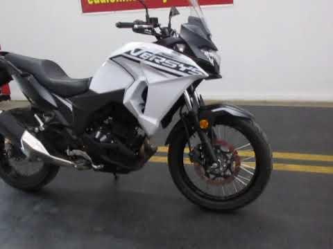 2020 Kawasaki Versys-X 300 in Wichita Falls, Texas - Video 1