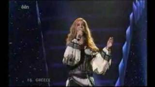 Eurovision 2006 Greece Everything Anna Vissi