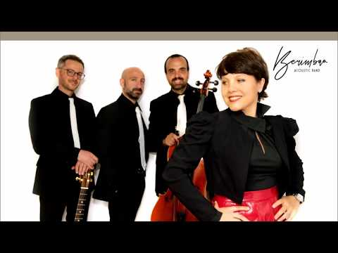 Berimbau Acoustic Band, 4et  Bossa, Swing, Pop. Berimbau Acoustic Band Sora Musiqua