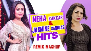 Neha Kakkar & Jasmine Sandlas | Remix Mashup | Latest Punjabi Songs 2020 | Speed Records