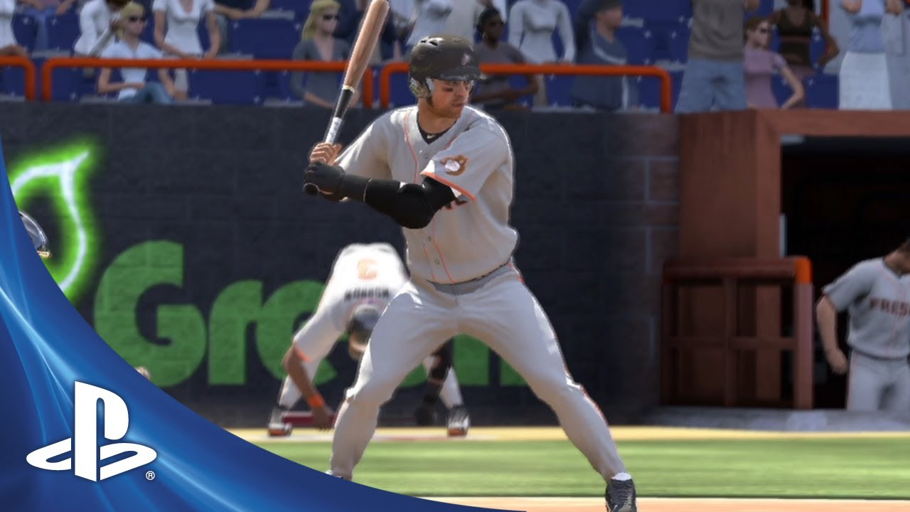 MLB 13 The Show's Franchise Mode Gets Personal