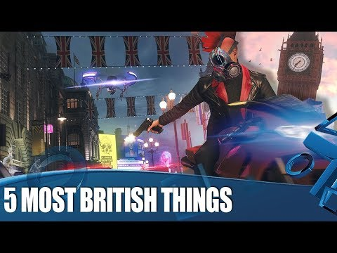 Watch Dogs Legion - The 5 Most British Things We've Seen
