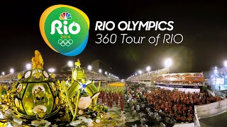Rio Olympics: 360 Tour of RIO