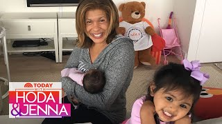 Hoda Kotb Has Adopted Her 2nd Child, Hope Catherine | TODAY