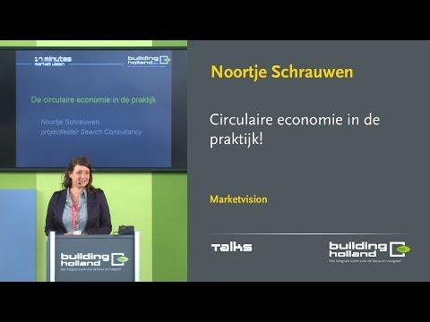 Circulaire economie in de praktijk! - Noortje Schrauwen