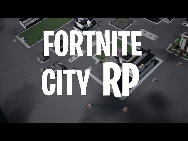 Fortnite City RP