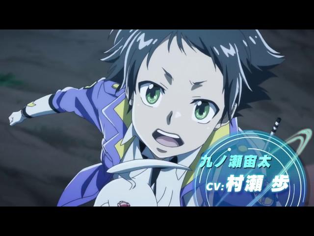 TVアニメ『エルドライブ【ēlDLIVE】』公式PV第2弾