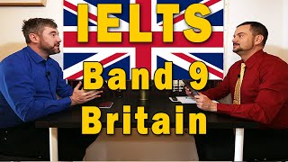 IELTS Speaking Band 9 British Candidate with Subtitles