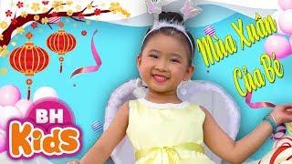 Mùa Xuân Của Bé ♫ Candy Ngọc Hà ♫ Nhạc Thiếu Nhi 2019