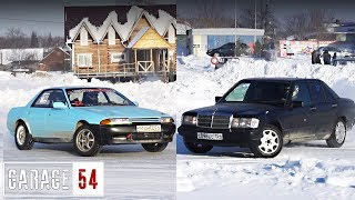 2 ДНЯ ЗИМНЕГО ДРИФТА в -35 ГРАДУСОВ
