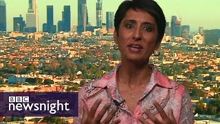 'I'm Very Much At Peace With Being Gay And Muslim': Irshad Manji   BBC Newsnight