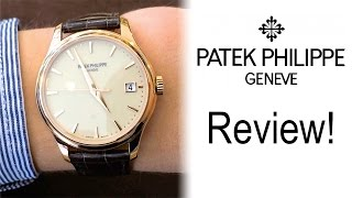 Patek Philippe 5227R Review! - The ultimate gentleman's dress watch