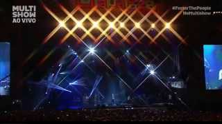 Foster The People - The Truth (Lollapalooza Brazil 2015)