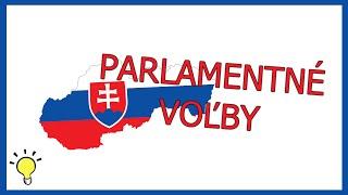 Ako fungujú parlamentné VOĽBY?