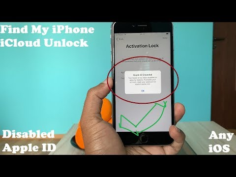 Permanent iCloud unlock on iPad| Activation lock remove on iPad