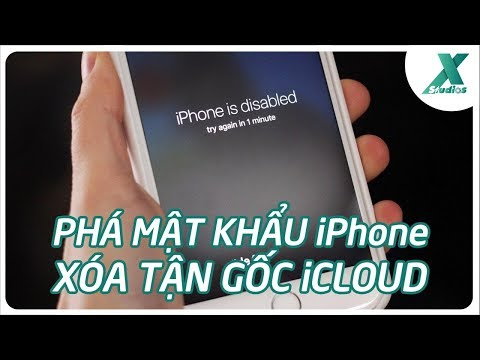 Phá mật khẩu iPhone, gỡ tận gốc iCloud | iMyFone LockWiper (iOS)