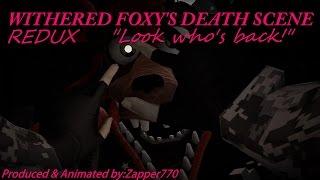 withered foxy death scene - मुफ्त ऑनलाइन