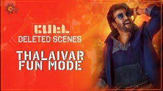 PETTA Deleted Scene 4 - Antakshari Scene   Super Star Rajinikanth   Sun Pictures