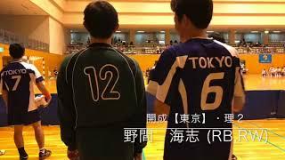 東京大学ハンドボール部2017年度1年生学年ムービー