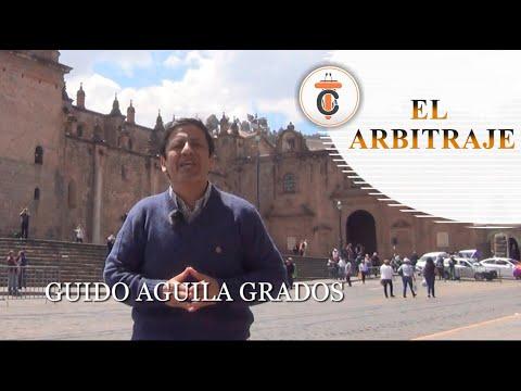 EL ARBITRAJE - Tribuna Constitucional 79 - Guido Aguila Grados