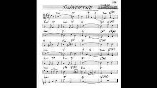 Tangerine - Play along - Backing track (Bb key score trumpet/tenor sax/clarinet)