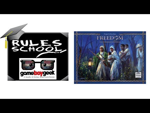 Learn How To Setup & Play Freedom with the Game Boy Geek