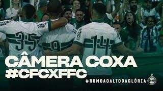 Câmera Coxa - Coritiba x Figueirense