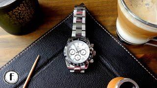 Bersigar Chronograph mit Saphirglas, Keramik & Seiko Werk für 100 € !? / Review